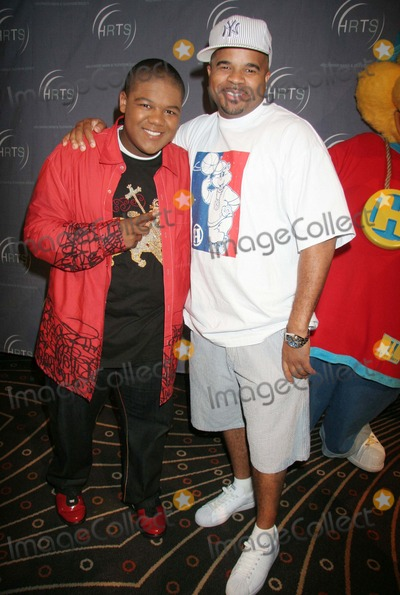 Claude Brooks Photo - Hollywood Radio  Television Society Presents Kids Day 2007 Hosted by Kyle Massey Hollywood and Highland-grand Ballroom Hollywood CA 08-15-07 Claude Brooks and Kyle Massey Photo Clinton H Wallace-photomundo-Globe Photos Inc