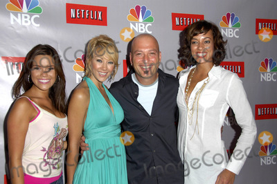 Sara Bronson Photo - PASADENA CA JULY 22 2006 (SSI) - -Actresses Sara Bronson Lisa Gleave actor Howie Mandel and Tameka Jacobs during the NBC All Star Party held at the Ritz Carlton Pasadena Huntington Hotel on 07-22-2006in Pasadena California  K49081MGPHOTO BY MICHAEL GERMANA-GLOBE PHOTOS