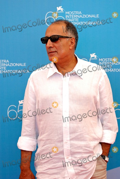 Abbas Kiarostami Photo - Abbas Kiarostami Shirin Photocall Veniceitaly August 28 2008 Photo by Roger Harvey-Globe Photos