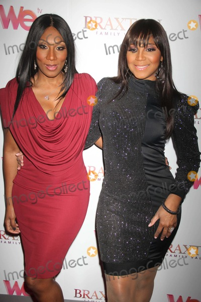 Trina Braxton Photo - Towanda Braxtontrina Braxton at We Tvsbraxton Family Values Season 3 Premiere Party at Stk at Little West 12st 3-13-2013 Photo by John BarrettGlobe Photo