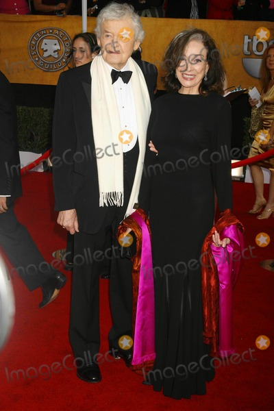 Dixie Carter Photo - 14th Annual Screen Actors Guild Awards - Arrivals Shrine Auditorium Los Angeles California 01-27-2008 Hal Holbrook and Dixie Carter Photo Clinton H Wallace-photomundo-Globe Photos Inc