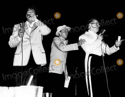 Milton Berle Photo - Frank Sinatra with Dean Martin and Milton Berle at Share Party a600-96 Photo by Globe Photos Inc