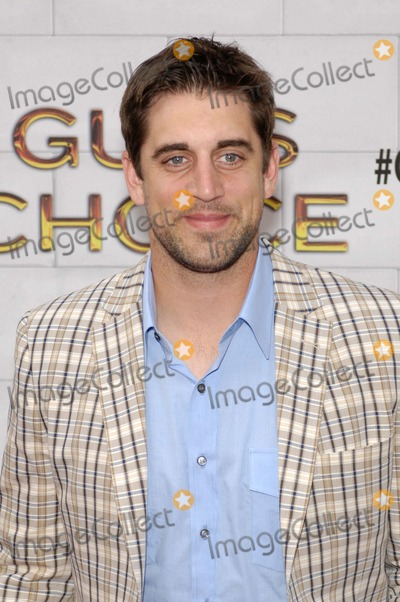 Aaron Rodgers Photo - Aaron Rodgers During Spike Tvs 6th Annual Guys Choice Held at Sony Picture Studios on June 2 2012 in Culver City California Photo Michael Germana  Superstar Images - Globe Photos