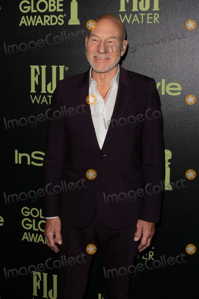 Patrick Stewart Photo - Patrick Stewart attends Hollywood Foreign Press Association and Instysle Celebration of the 2016 Golden Globe Award Season on November 17th 2015 at Ysabel West Hollywoodcaliforniaphototony LoweGlobephotos