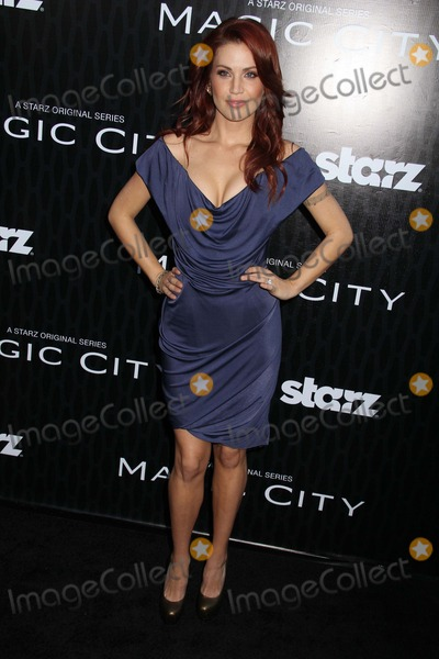 Willa Ford Photo - Starz New Series Magic City Los Angeles Premiere Directors Guild of America Hollywood CA 01182012 Willa Ford Photo Clinton H Wallace-ipol-Globe Photos Inc
