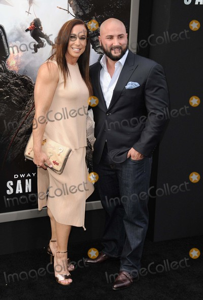 Dany Garcia Photo - Dany Garcia attending the Los Angeles Premiere of San Andreas Held at the Tcl Chinese Theatre in Hollywood California on May 26 2015 Photo Byd Long- Globe Photos Inc