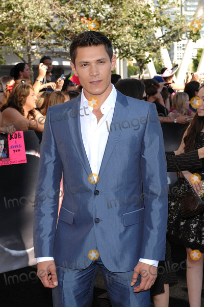 Alex Meraz Photo - Alex Meraz during the Los Angeles Film Festival premiere of the new movie from Summit Entertainment The  TWILIGHT SAGA ECLIPSE held at the Nokia Theater at LA Live on June 24 2010 in Los Angeles CaliforniaPhoto Michael Germana-Globe Photos incK65566MGE