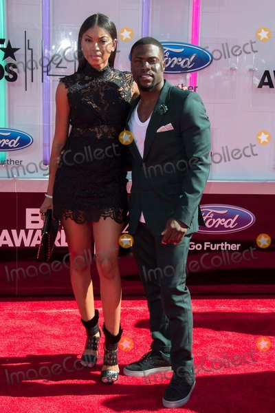 Eniko Parrish Bet Awards Kevin Hart Pictures an...