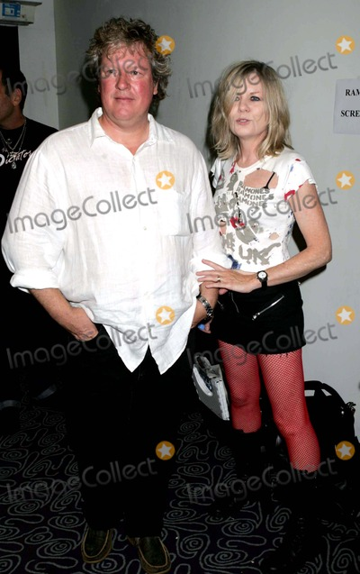 Tina Weymouth Photo - Magnolia Pictures and the Howl Festival Presents the Premiere of End of the Century the Story of the Ramones at the Angelika Film Center New York City 08192004 Photo by Rick MacklerrangefinderGlobe Photosinc Chris Frantz_tina Weymouth