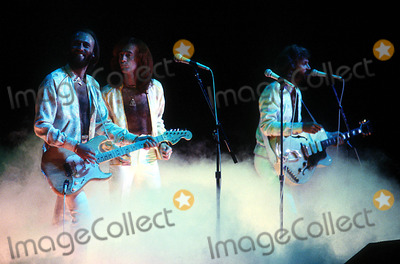 Bee Gees Photo - Bee Gees Concert Dates  1979 Photo Ipol Globe Photos Inc 1998 Bee Gees Maurice Barry and Robin Gibb Mauricegibbretro