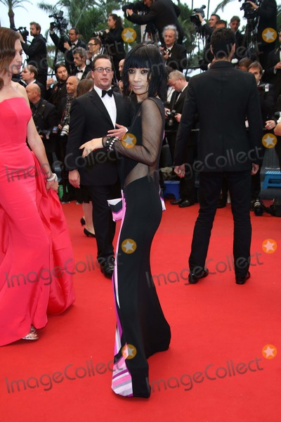 Bai Ling Photo - Actress Bai Ling attends the Premiere of Jimmy P (Psychotherapy of a Plains Indian) During the 66th Cannes International Film Festival at Palais Des Festivals in Cannes France on 18 May 2013 Photo Alec Michael Photo by Alec Michael - Globe Photos Inc