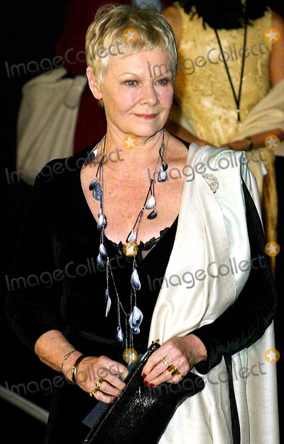 Judi Dench Photo - Judy Dench World Premiere Die Another Day Royal Albert Hall London England 181102 Photo by Alec Michael Globe Photos Inc 2002