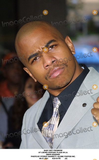 Omar Gooding Picture - Baby Boy Premiere at Loews Century ...  Omar