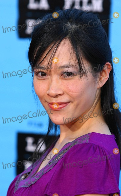 April Hong Photo - April Hong Actress the Los Angeles Film Festival - Premiere of Paperman Held at the Mann Village Theater in Westwood California 06-18-2009 Photo by Graham Whitby Boot-allstar-Globe Photos Inc