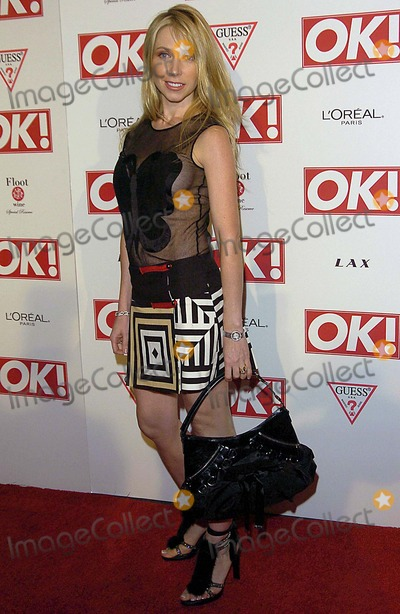 Alla Wartenberg Photo - U S Debut of OK Magazinelax Night Clubhollywood CA 10-25-05 Photodavid Longendyke-Globe Photos Inc 2005 Image Alla Wartenberg