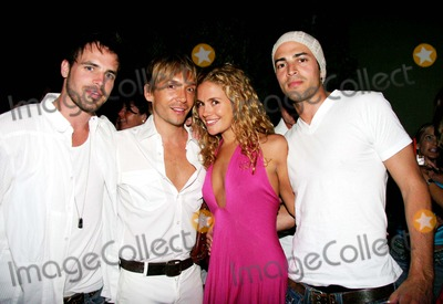 Al Santos Photo - Rjwilliams Birthday Bash Extravaganza a Sizzling Summer Celebration Private Residence Beverly Hills CA 07-08-2006 Photo Clinton H Wallace-photomundo-Globe Photos Inc AL Santos Ken Paves and Guests