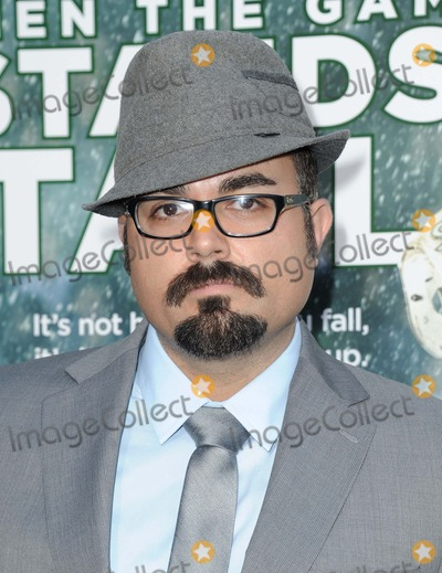 Armando Leduc Photo - Armando Leduc attending the Los Angeles Premiere of When the Game Stands Tall Held at the Arclight Theater in Hollywood California on August 4 2014 Photo by D Long- Globe Photos Inc