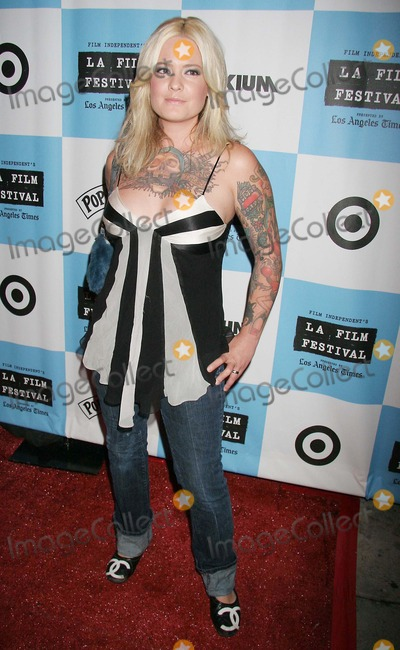 Suicide Girls Photo - Los Angeles Film Festival 2007 Presents Wizard of Gore World Premiere Majestic Crest Theatre Westwood CA 06-22-07 Amina Munster of the Suicide Girls Photo Clinton H Wallace-photomundo-Globe Photos Inc