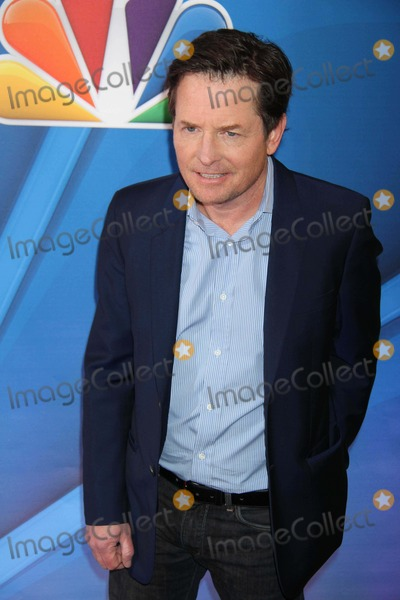 Michael J Fox Photo - Michael Jfox the Michael Jfox Show at NBC Upfront Red-carpet at Radio City Music Hall 5-13-2013 Photo by John BarrettGlobe Photos
