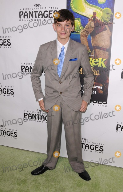 Andy Scott Photo - Opening Night of Shrek the Musical at the Pantages Theatre in Hollywood CA 71311 Photo by Scott Kirkland-Globe Photos  2011 Andy Scott Harris