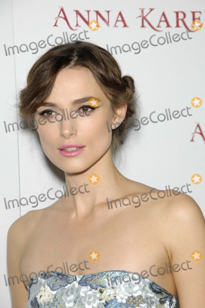 Keira Knightley Photo - Keira Knightley During the Premiere of the New Movie From Focus Features Anna Karenina Held at the Acrlight Cinemas Hollywood on November 14 2012 in Los Angeles Photo Michael Germana - Globe Photos