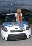 Hollies,The Hollies,Angel Porrino Photo - Angel Porrino At Toy Drive