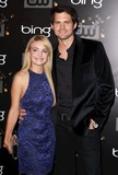 Kristoffer Polaha,Britt Robertson Photo - Bing Presents The CW Premiere Party