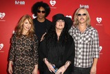 Ann Wilson,Jerry Cantrell,Nancy Wilson,William DuVall Photo - MusiCares MAP Fund Benefit - Arrivals