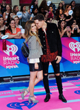 Photo - 18 June 2017 - Toronto Ontario Canada  Shenae Grimes-Beech and Josh Beech arrive on the pink carpet at the 2017 iHeartRadio MuchMusic Video Awards at MuchMusic HQ Photo Credit Brent PerniacAdMedia