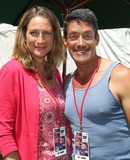 John Duran,Betsy Butler Photo - 2012 LA Gay Pride_Backstage