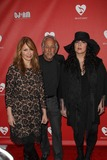 Ann Wilson,Nancy Wilson,Neil Portnow Photo - MusiCares MAP Fund Benefit - Arrivals