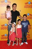 Mario Lopez Photo - Ringling Bros  Barnum  Bailey Dragons Premiere