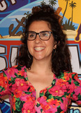 Aubry Bracco Photos - 24 May 2017 - Los Angeles California - Aubry Bracco Survivor Game Changers Mamanuca Islands Finale held at CBS Studio Center Photo Credit AdMedia