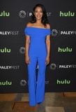 Candice Patton Photo - The Paley Center For Medias 34th Annual PaleyFest Los Angeles - The CW Heroes  Aliens