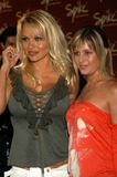 Nicole Eggert,Pam Anderson Photo - Launch of Spike TV