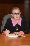 Photos From Carrie Fisher book signing for