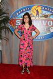 Photo - Aubry Braccoat the Survivor Game Changers - Mamanuca Islands Finale CBS Studio Center Studio City CA 05-24-17