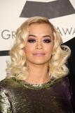 Rita Ora,Rita  Ora Photos - Rita Oraat the 56th Annual Grammy Awards Staples Center Los Angeles CA 01-26-14