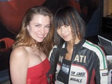 Alicia Arden,Bai Ling Photo - AXE Cologne for Men Party at the Mansion
