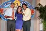 Photo - Brad Culpepper Sarah Lacina Troyzan Robertsonat the Survivor Game Changers - Mamanuca Islands Finale CBS Studio Center Studio City CA 05-24-17