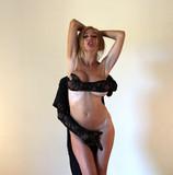 Photos From Nadeea Volianova Cover Shoot for
