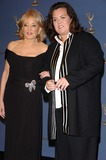 Barbara Walters,Rosie O'Donnell Photo - The 33rd Annual Daytime Emmy Awards Press Room