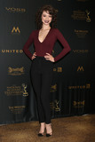 Photo - Paige Searcyat the 43rd Daytime Emmy Creative Awards Press Room Westin Bonaventure Hotel Los Angeles CA 04-29-16