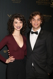 Photo - Paige Searcy James Lastovicat the 43rd Daytime Emmy Creative Awards Press Room Westin Bonaventure Hotel Los Angeles CA 04-29-16