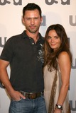Donovan,Gabrielle Anwar,Jeffrey Donovan Photo - USA Network 2008 LA Upfront