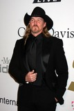 Clive Davis,Trace Adkins Photo - Pre-Grammy Party IHO Clive Davis