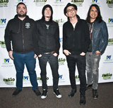 Photos From Everclear Visit Radio 1045