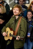 Ed Sheeran Photo - Ed Sheeran performs on The Today Show in New York City