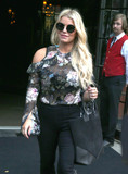 Photos From Jessica Simpson and Eric Johnson in New York City