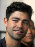 Photos From Prince Albert II and Adrian Grenier at The UN